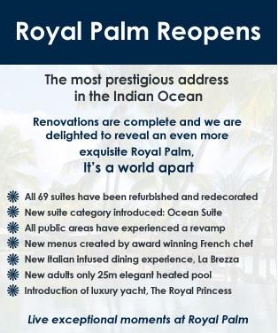 royal palm beachcomber