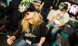 the national videogame arcade nottingham england