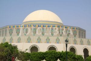 National theatre Abu Dhabi