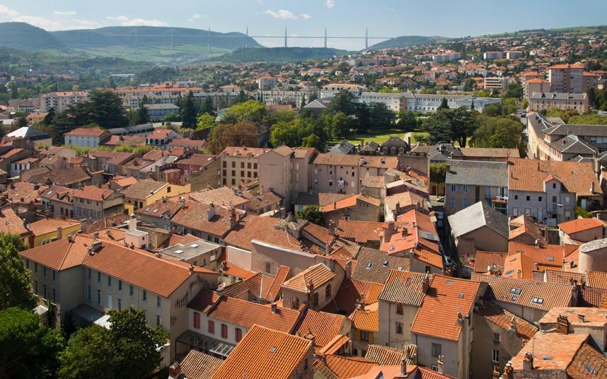 Clermont Ferrand-Neussargues-Beziers, France