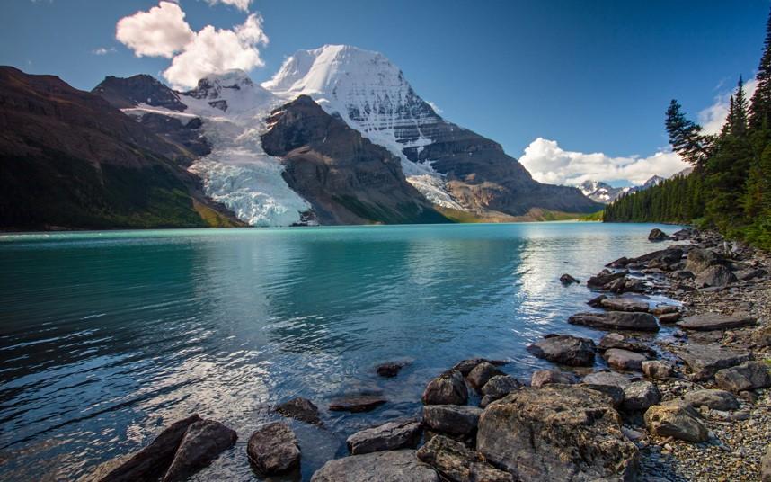 Jasper-Prince Rupert, Canada
